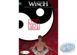 Reduced price European comic books, Largo Winch : The Way and The Virtue