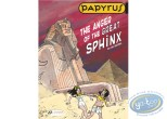 Reduced price European comic books, Papyrus : The Anger of The Great Sphinx
