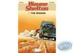 Reduced price European comic books, Wayne Shelton : The Mission