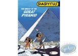Reduced price European comic books, Papyrus : The Amulet of The Great Pyramid