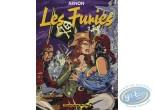 Adult European Comic Books, Les Furies