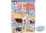 Used European Comic Books, Aventure de Romain Bataille (Une) : Le navire des illusions