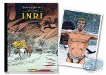 Reduced price European comic books, Triangle Secret (Le) : INRI