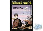 Reduced price European comic books, Charles Miller : Les mouettes meurent à l'aube