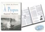 Monography, Macherot : A propos de Raymond Macherot