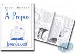Monography, Jessica Blandy : Comic book, Renaud : A propos de Jessica Blandy