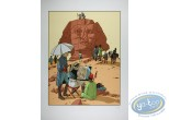 Serigraph Print, Arno : Egypt (very good condition)