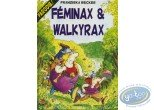 Reduced price European comic books, Féminax & Walkyrax : Féminax et Walkyrax - parodie d'Astérix et Obélix
