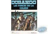 Listed European Comic Books, Durango : Les Forces de la Colere (good condition)