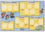 Pin's, Spirou and Fantasio : Pin's, Spirou et Fantasio : Display