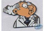 Pin's, Spirou and Fantasio : Pin's, Schwarz