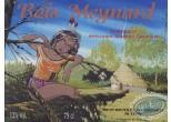 Wine Label, Pin-Up : Indian Woman - Bois Meynard
