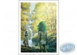 Offset Print, Thorgal : Alinoe