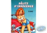 Adult European Comic Books, Pin-Up : Delits d'innocence
