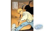 Limited First Edition, Luka : La Peur est la Couleur de la Mort (little mark)