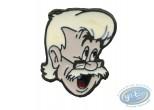 Pin's, Pinocchio : Geppetto face - Pinocchio
