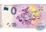 Coin, Spirou and Fantasio : Banknote Euro Souvenir 01