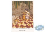 Bookplate Offset, Magasin Sexuel : Amandine