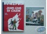 Reduced price European comic books, Rochester (Les) : Jeunes gens en colere