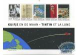 Stamp, Tintin : 5 stamps sheet
