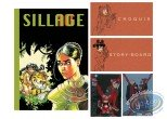 Limited First Edition, Sillage : Retour de flammes (special / red)