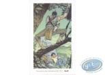 Bookplate Offset, Petit d'Homme : Embush