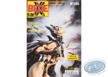 Adult European Comic Books, Bédé X N°102