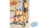 Adult European Comic Books, Bédé X N°137