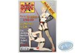 Adult European Comic Books, Bédé X N°82, Recueil des numéros 148/149