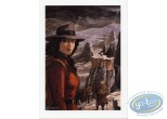 Bookplate Offset, Décalogue (Le) : Woman in the Mountains