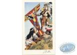 Bookplate Offset, Quetzacoatl : Sorcerer