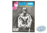 Adult European Comic Books, Gay Comix N°1