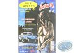Adult European Comic Books, Sexbulles N°57, Les aventures de Laura, Le château des poupées