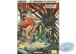 Listed European Comic Books, Compagnons du crépuscule (Les) : Les yeux d'etain de la ville glauque (very good condition)