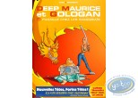 Reduced price European comic books, Deep Maurice et Gologan : Pagaille chez les samouraïs