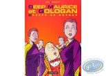 Reduced price European comic books, Deep Maurice et Gologan : Gaffe au gourou