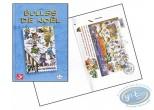 Album + Stamp, Bulles de Noël