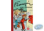 Album + Stamp, Spirou and Fantasio : With Address (special edition friends of the Belgian comic strip center)
