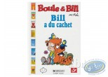 Album + Stamp, Billy and Buddy : Bill à du cachet