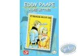 Reduced price European comic books, Tommy Banco : Eddy Paape a des lettres