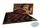 Board Game, Pirates of the Caribbean : Chekers, Pirates of the Caribbean