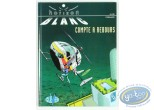 Listed European Comic Books, Horizon Blanc : Compte a rebours
