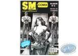 Adult European Comic Books, SM Comix N°8, Recueil de 2 numéros