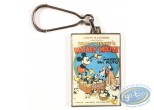 Keyring, Mickey Mouse : Mickey Looking away ( bas relief), Disney