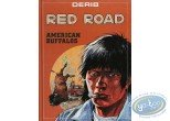 Reduced price European comic books, Red Road : American Buffalos