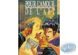 Listed European Comic Books, Amour de l'art (Pour l') : Pour l'Amour de l'Art, L'affaire Van Rotten