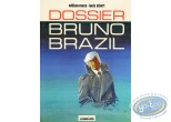 Listed European Comic Books, Bruno Brazil : Dossier Bruno Brazil (very good condition)