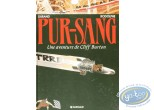 Listed European Comic Books, Cliff Burton : Pur-Sang