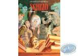 Listed European Comic Books, Cliff Burton : Schizo
