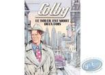 Listed European Comic Books, Colby : Le soleil est mort deux fois